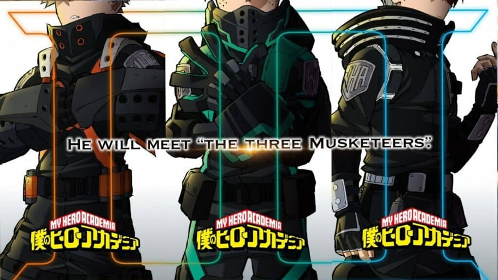 My Hero Academia: World Heroes' Mission release date: Boku no Hero Academia movie 3 release date