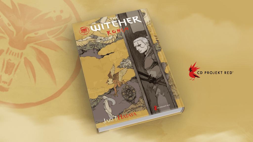 The Witcher Ronin Manga